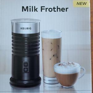 NEW Keurig®Milk Frother